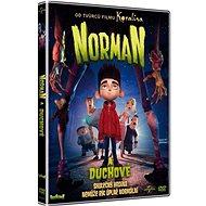 Norman a duchové - DVD