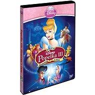 Popelka 3.: Ztracena v čase - DVD