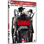 Nespoutaný Django - DVD - Film na DVD