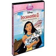 Pocahontas 2.: Cesta do nového světa - DVD
