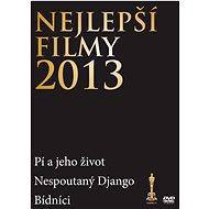 Nejlepší filmy 2013 (3DVD) - DVD - Film na DVD