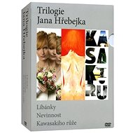 Trilogie Jana Hřebejka (3DVD) - DVD - Film na DVD