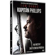 Kapitán Phillips - DVD - Film na DVD