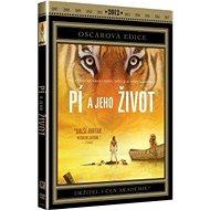 Pí a jeho život (Oskarová edice) - DVD - Film na DVD
