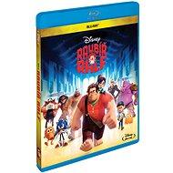 Raubíř Ralf - Blu-ray - Film na Blu-ray