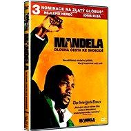 Mandela: Dlouhá cesta ke svobodě - DVD - Film na DVD