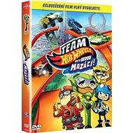 Team Hot Wheels - Kde se berou mazáci - DVD - Film na DVD