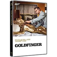 James Bond: Goldfinger - DVD - Film na DVD