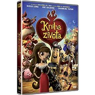 Kniha života - DVD - Film na DVD