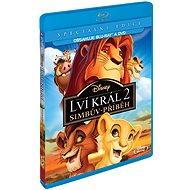 Lví král 2: Simbův příběh - Blu-ray - Film na Blu-ray