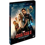 Iron Man 3 - DVD - Film na DVD