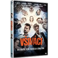 Všiváci - DVD - Film na DVD