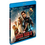 Iron Man 3. - Blu-ray - Film na Blu-ray