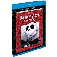 Film na Blu-ray Ukradené Vánoce Tima Burtona - Blu-ray