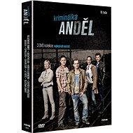 3 DVD Kriminálka Anděl IV. řada - DVD - Film na DVD