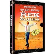 Řek Zorba - DVD - Film na DVD
