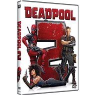 Film na DVD Deadpool 2 - DVD - Film na DVD