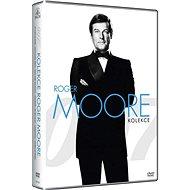 JAMES BOND: Roger Moore kolekce (7DVD) - DVD - Film na DVD