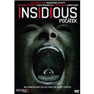 Insidious: Počátek - DVD - Film na DVD
