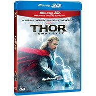 Thor: The Dark World 3D + 2D (2BD) - Blu-ray - Blu-ray Movies
