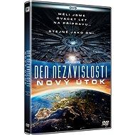 Den nezávislosti: Nový útok - DVD - Film na DVD