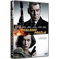 Poslední přežije - DVD - Film na DVD
