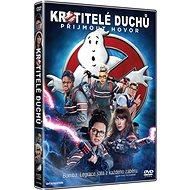 Krotitelé duchů (2016) - DVD - Film na DVD