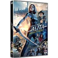 Alita: Bojový Anděl - Film na DVD