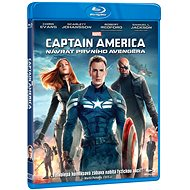 Captain America: The Winter Soldier - Blu-ray - Blu-ray Movies