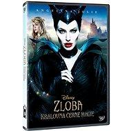 Zloba - Královna černé magie - DVD