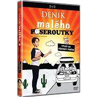 Film na DVD Deník malého poseroutky: Výlet za všechny peníze - DVD