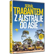 Trabant from Australia to Asia (series, 2DVD) - DVD - DVD Movies