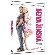Bezva ženská na krku - DVD - Film na DVD