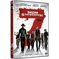 Sedm statečných - DVD - Film na DVD