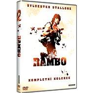 Kolekce Rambo 1-3 (3DVD) - DVD - Film na DVD