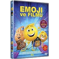 Emoji ve filmu - DVD