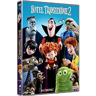 Film na DVD Hotel Transylvánie 2 - DVD