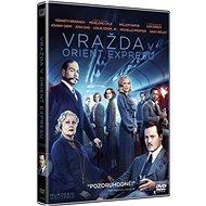 Vražda v Orient expresu - DVD - Film na DVD