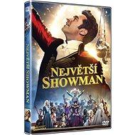 Největší showman - DVD - Film na DVD