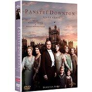 Panství Downton 6. série (4DVD) - DVD - Film na DVD