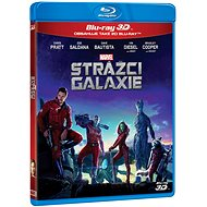 Guardians of the Galaxy 3D + 2D (2 discs) - Blu-ray - Blu-ray Movies
