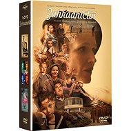 Zahradnictví - Komplet trilogie (3DVD) - DVD - Film na DVD