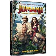 Film na DVD Jumanji: Vítejte v džungli! - DVD