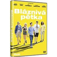 Bláznivá pětka - DVD - Film na DVD
