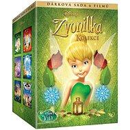 Film na DVD Zvonilka kolekce 2. (6DVD) - DVD - Film na DVD