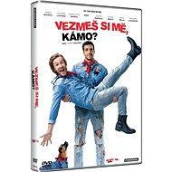 Vezmeš si mě, kámo? - DVD - Film na DVD