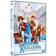 Sněhová královna: Tajemství ohně a ledu - DVD - Film na DVD