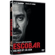 Escobar - DVD - Film na DVD