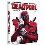 Deadpool 1&2 (2DVD) - DVD - Film na DVD