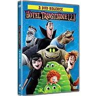Hotel Transylvánie 1 - 3 (3DVD) - DVD - Film na DVD